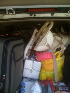 Car Packed